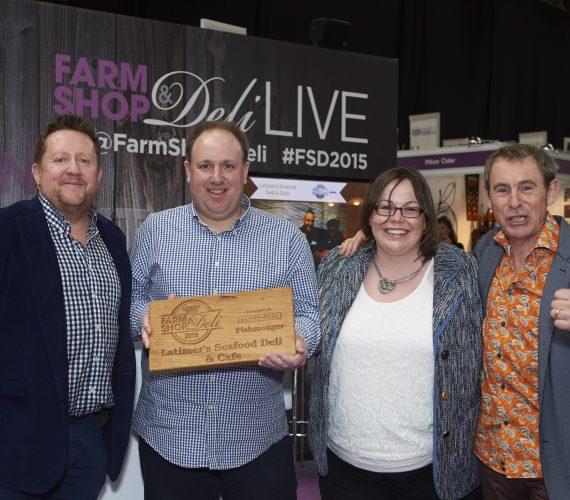 Fishmonger of the Year 2015 2