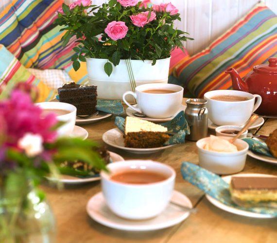 Tea and Homemade Cakes 1